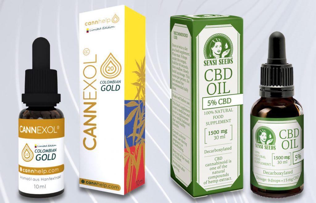 Výrobcovia CBD produktov