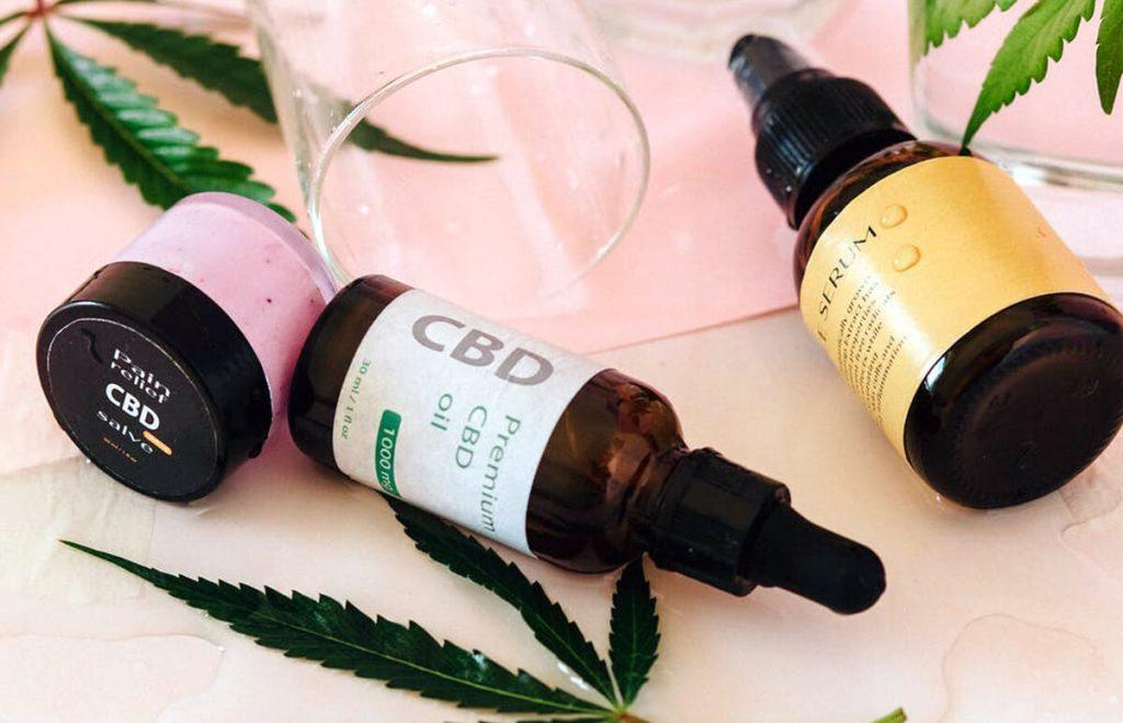 Produkty s obsahom liečivých kanabinoidov