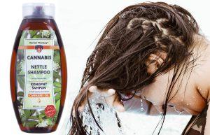 Read more about the article Konopný šampón s obsahom CBD zachráni vašu korunu krásy